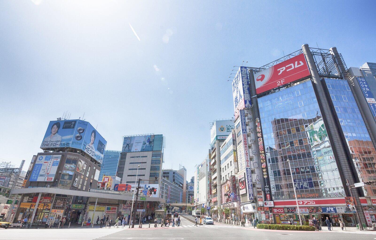 新宿デパート